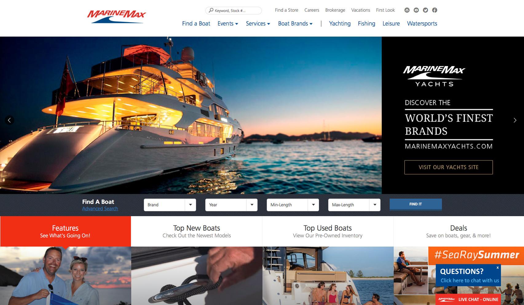 BmTec Marinemax Yachts