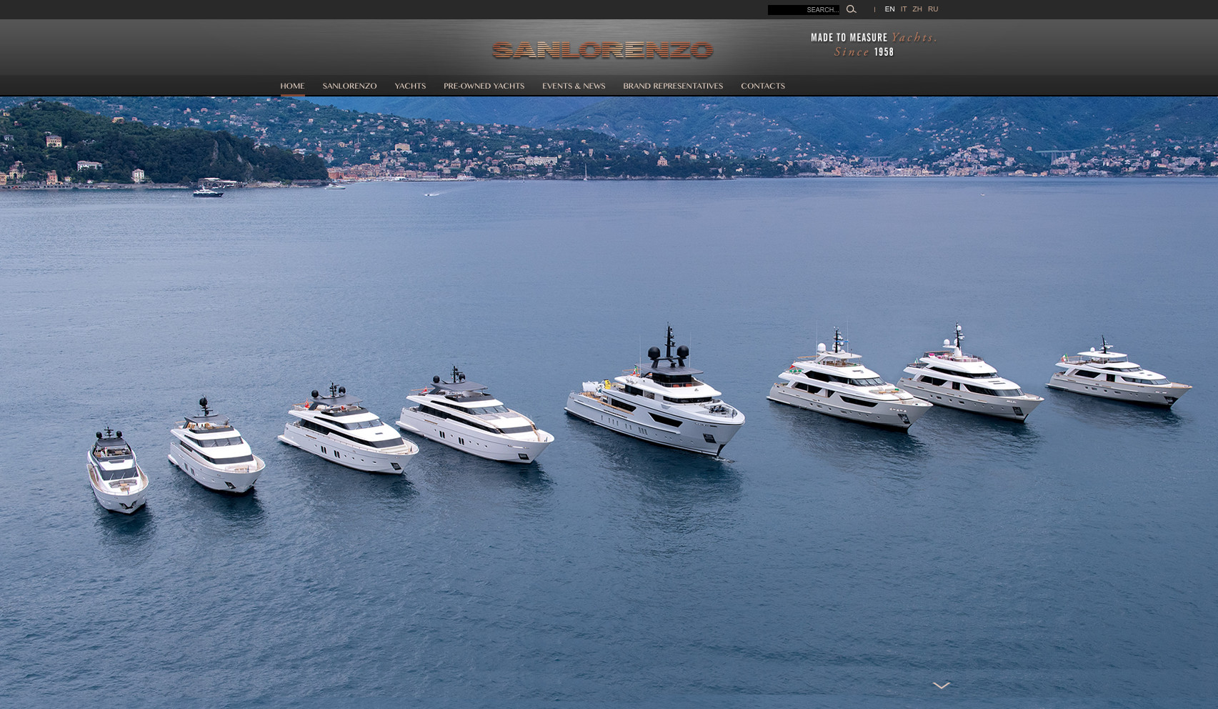 BmTec Sanlorenzo Yachts